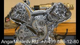 Капитальный ремонт Двигателя Audi A4 2.0 TDI Переборка Восстановление Гарантия