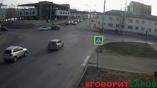 ДТП, Перекресток ул Зернова ул Арзамасская, 9 апреля 2018