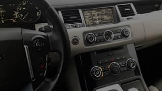 Разгон  Range Rover Sport 5.0-510 л.с.(без спорт режима)