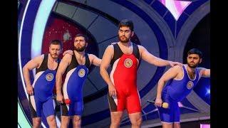 КВН Высшая лига Первая 1/4 (22.04.2018) ИГРА ЦЕЛИКОМ Full HD