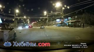 ДТП Мурманск, 2 аварии