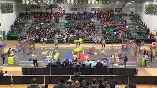 2018 Montgomery MAR FRC District Event - Qualification Match 77