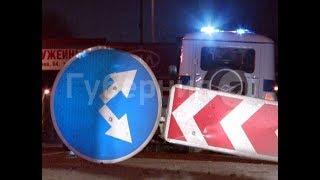 Лихач на угнанной машине разбил иномарку хабаровчанина и сбежал с места ДТП. MestoproTV