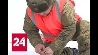 Спасатели борются с весенним половодьем в регионах России - Россия 24