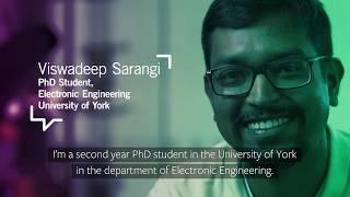 About my secondment: Viswadeep Sarangi – clinical insights into Artificial Intelligence